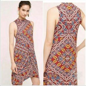 Anthropologie Maeve Lilt Swing Dress in Size XS